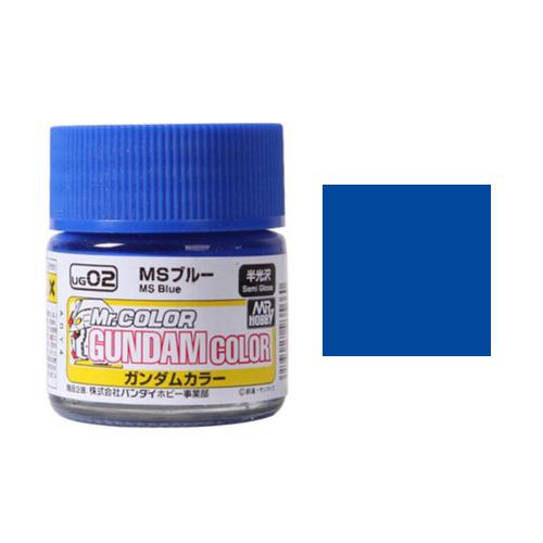 Mr. Hobby-Mr. Color-UG02 MS Blue (10ml)
