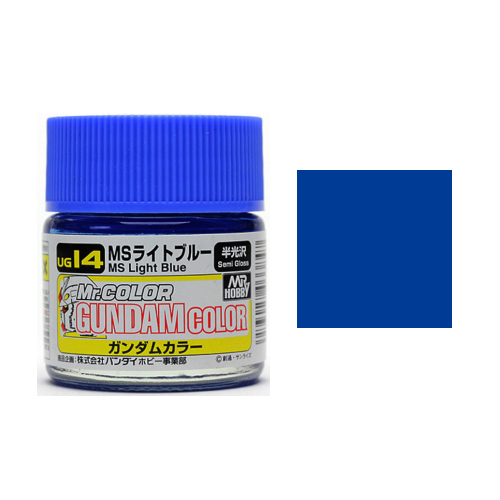 Mr. Hobby-Mr. Color-UG14 MS Light Blue (10ml)