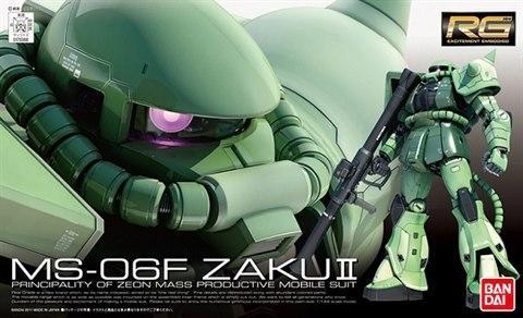 [04] MS-06F Zaku II (RG)