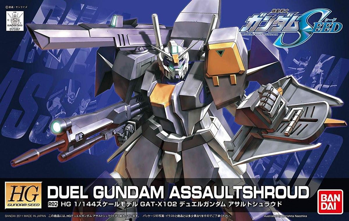 R02 Duel Gundam (HG)