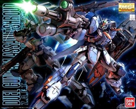 MG Duel Gundam Assault Shroud