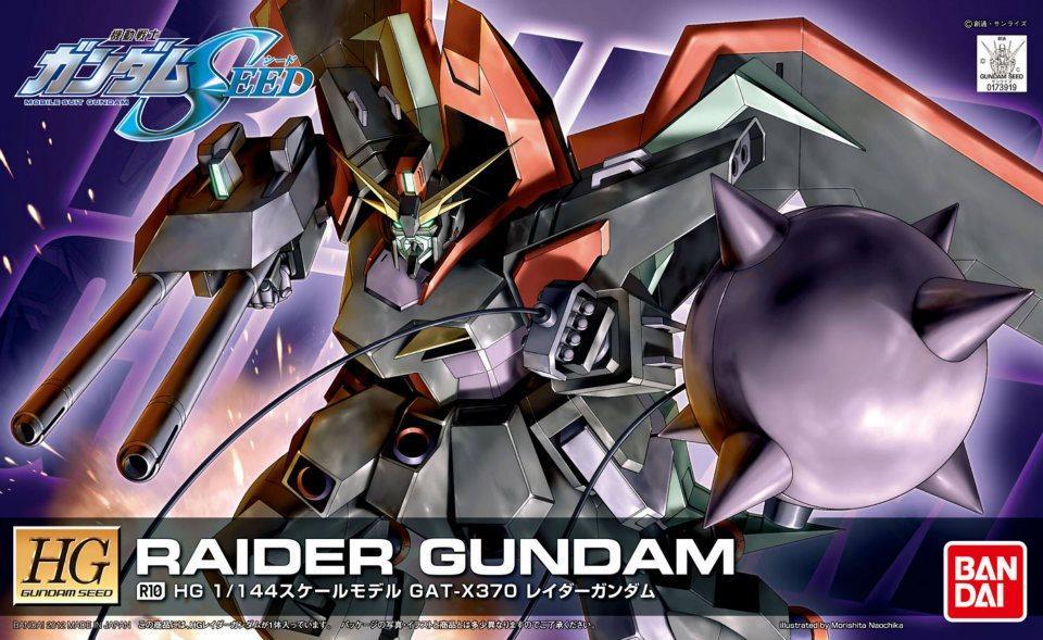 R10 Raider Gundam (HG)