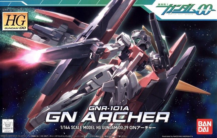 [29] 00 GNR-101A GN Archer (Gun Archer)