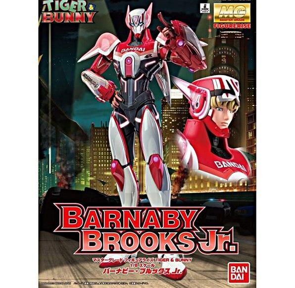 Tiger And Bunny: Barnaby Brooks Jr.