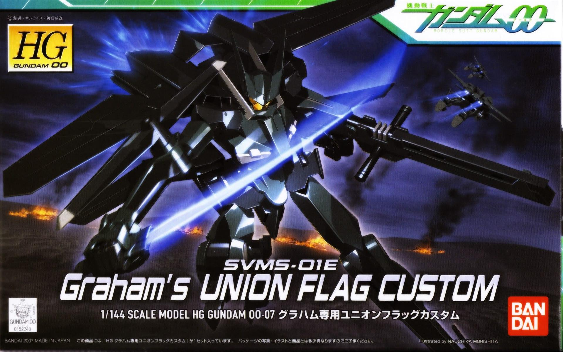 [07] SVMS-01E Graham`s Union Flag Custom (HG)