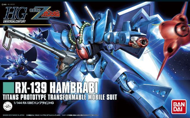 [145] Hambrabi (HGUC)