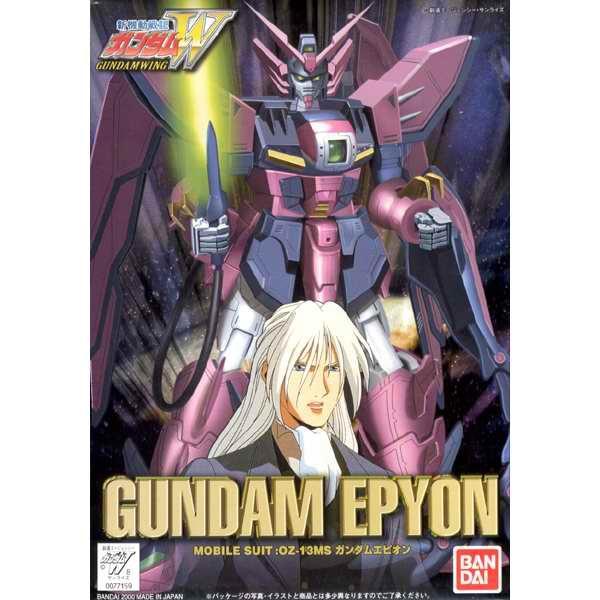 [WF-10] Gundam Epyon