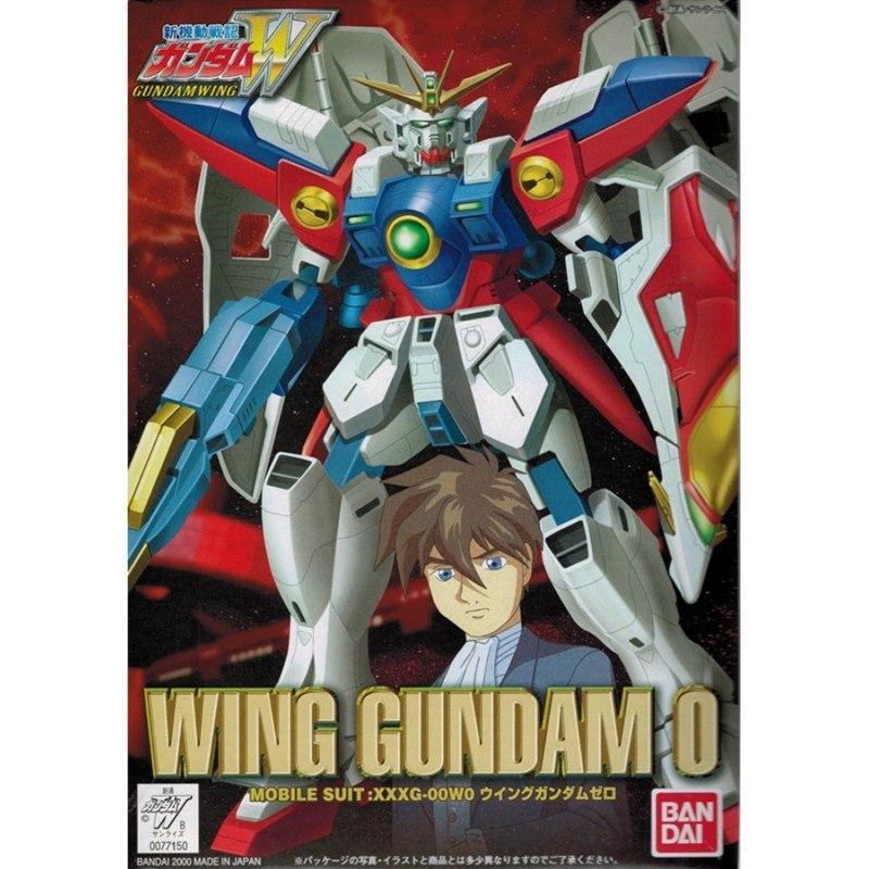 [WF-09] Wing Gundam Zero