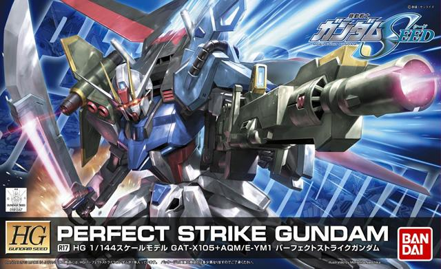 R17 Perfect Strike Gundam