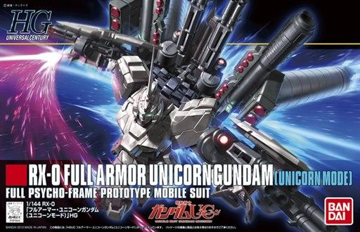 [156] RX-0 Full Armor Unicorn Gundam (Unicorn Mode)