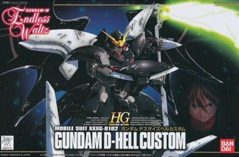 [EW-05] Gundam D-Hell Custom