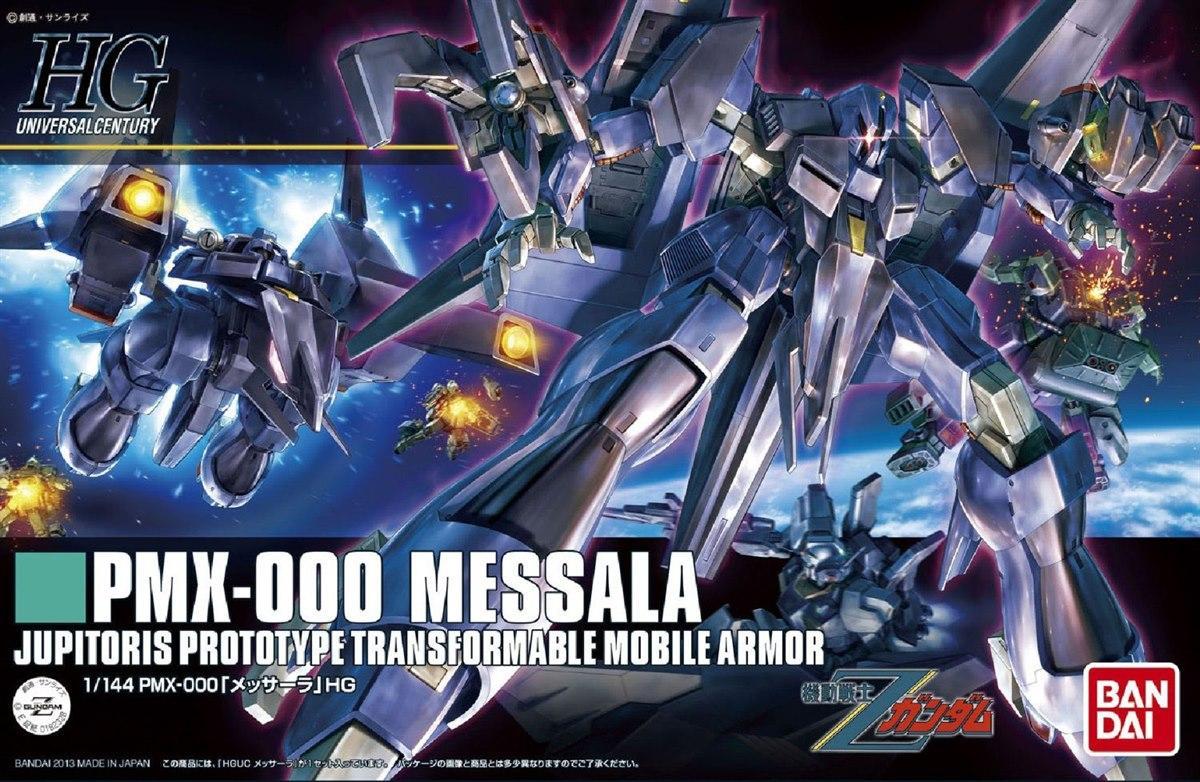 [157] PMX-000 Messala (HGUC)