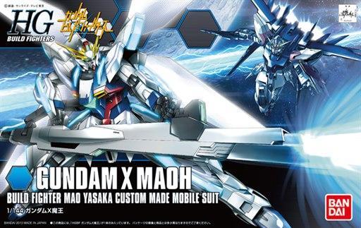 [003] Gundam X Maoh (HGBF)