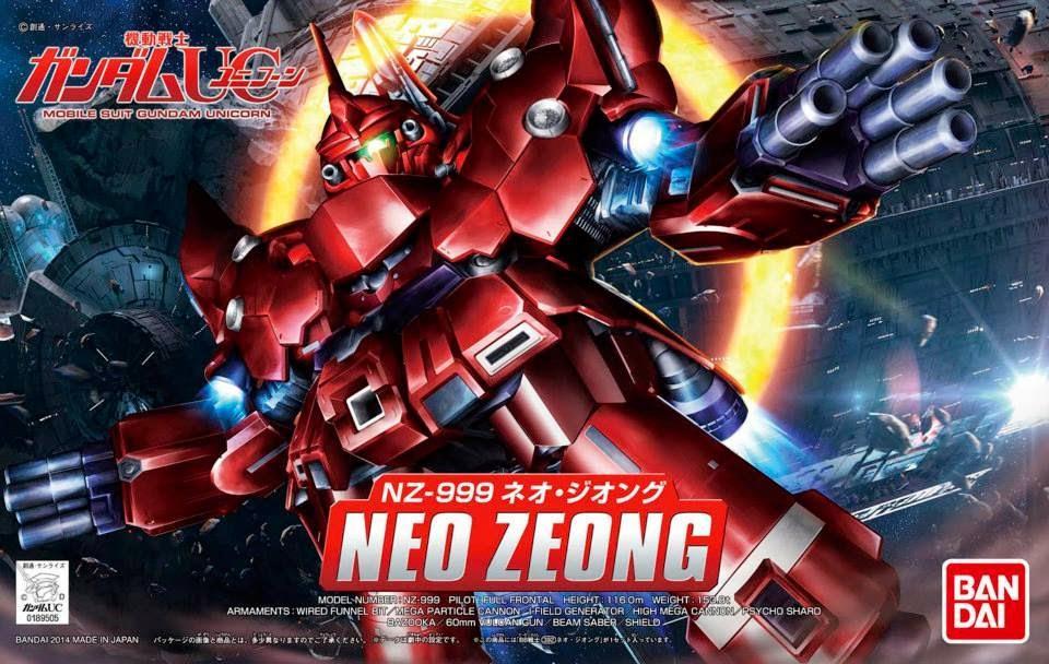 (392) Neo Zeong (SD)