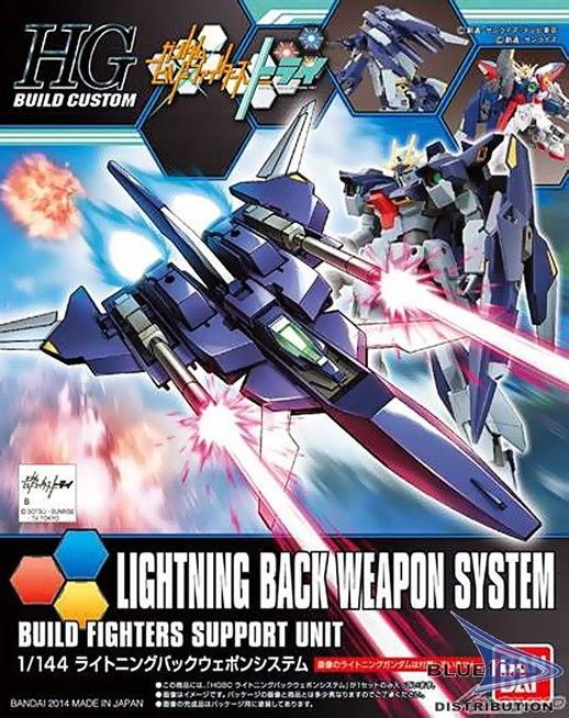 [015] Lightning Back Weapon System (HGBC)