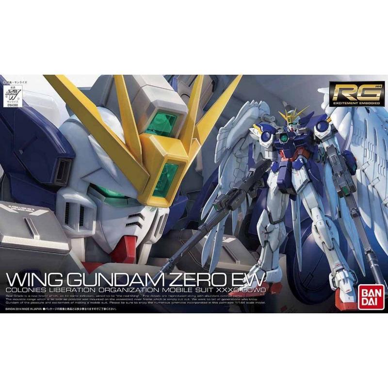 [17] XXXG-00W0 Wing Gundam Zero EW (RG)