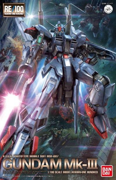 Gundam Mk-III (RE/100)
