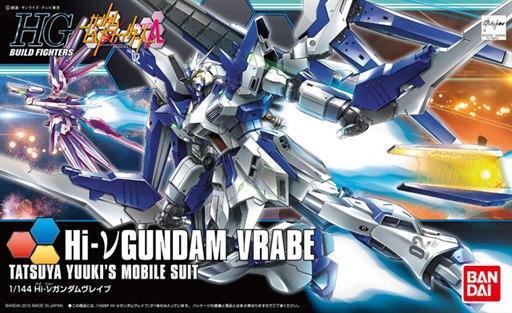 [029] Hi-Nu Gundam VRABE (HGBF)