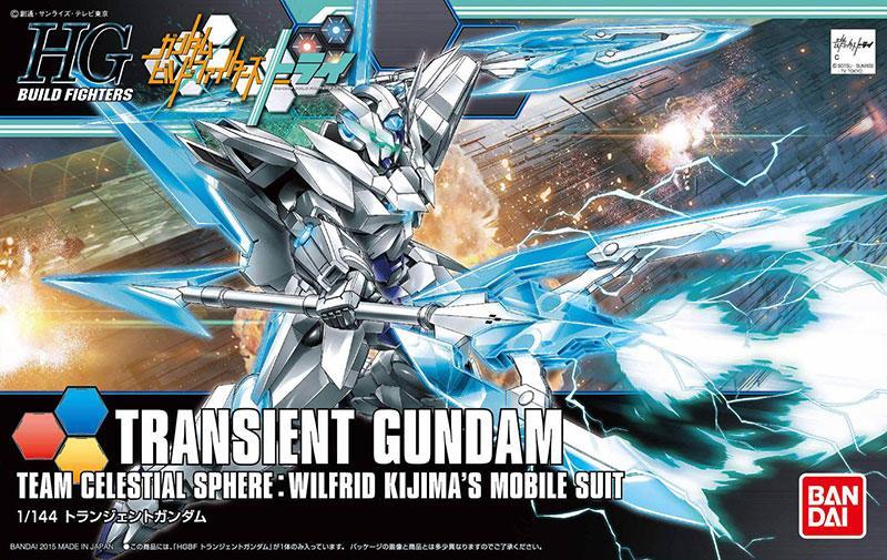[034] Transient Gundam (HGBF)