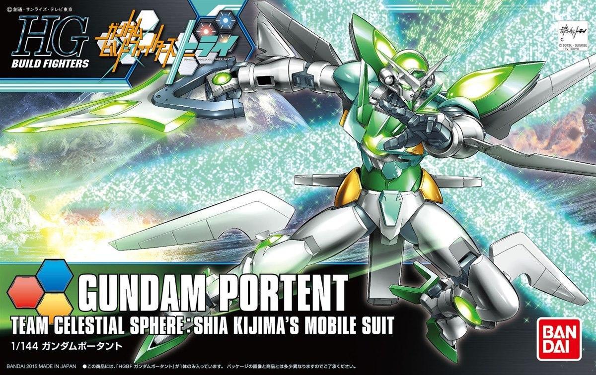 [031] Gundam Portent (HGBF)