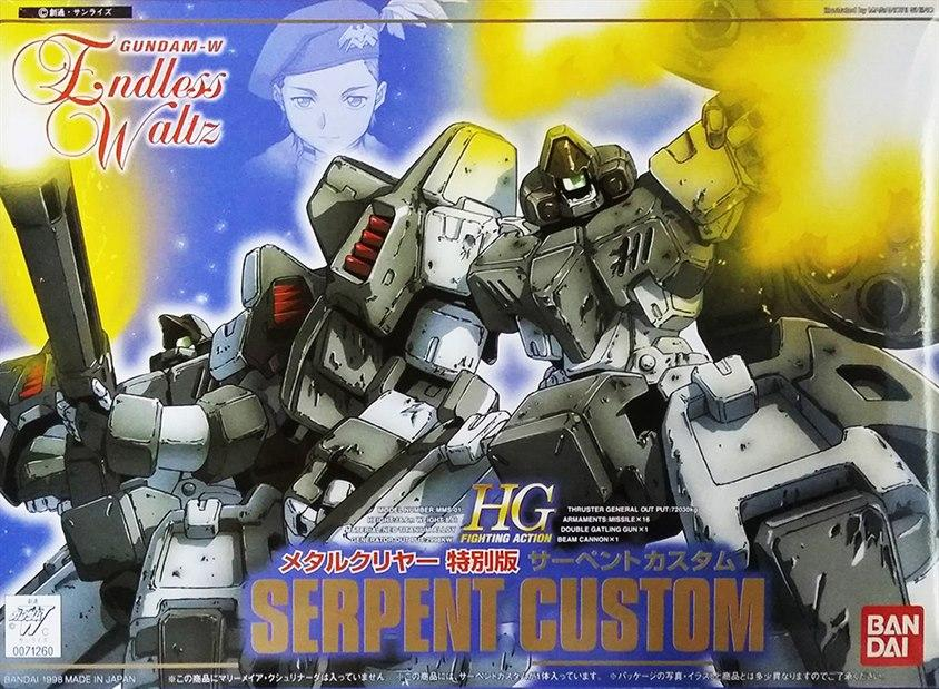 [EW-04] MMS-01 Serpent Custom (Special Edition)