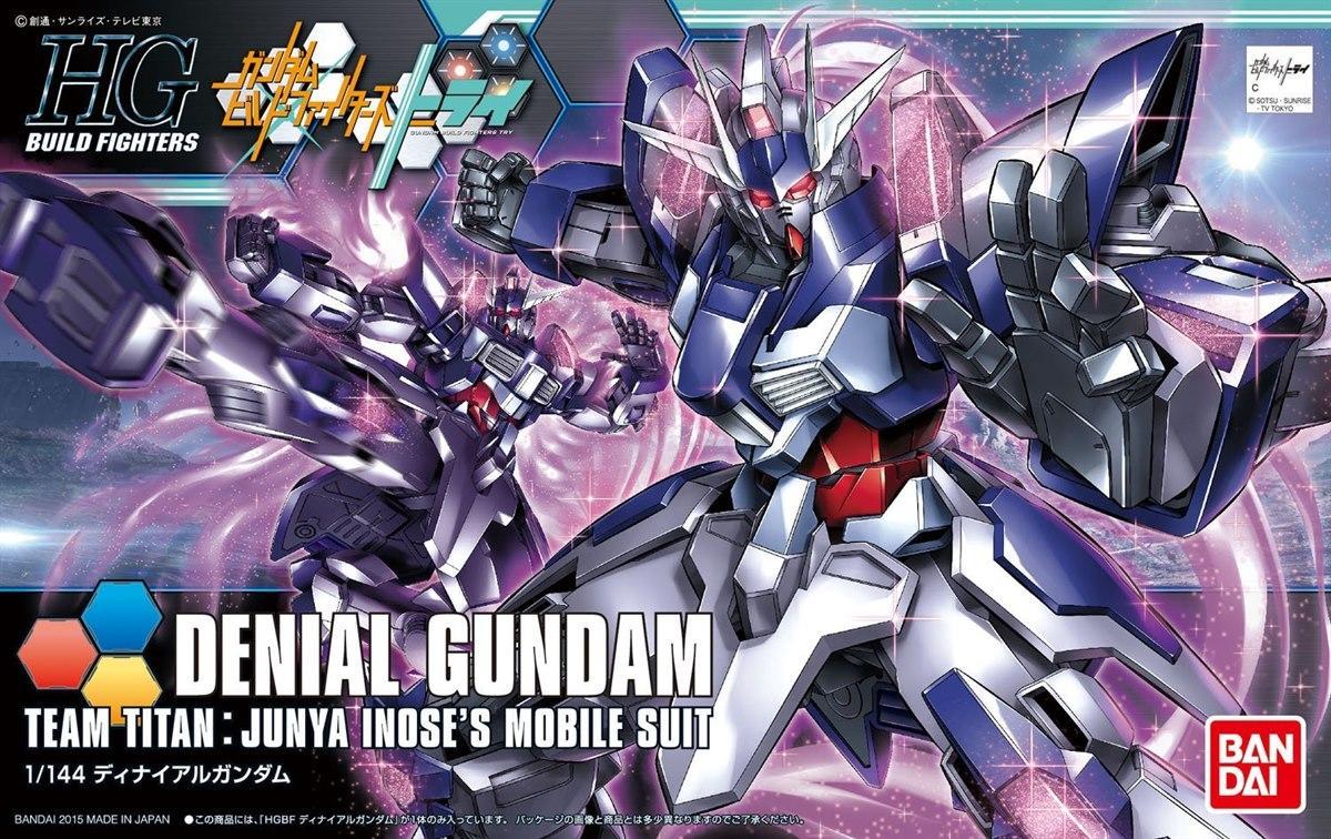 [037] Denial Gundam (HGBF)