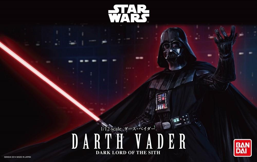 [Star Wars] DARTH VADER 1/12 scale