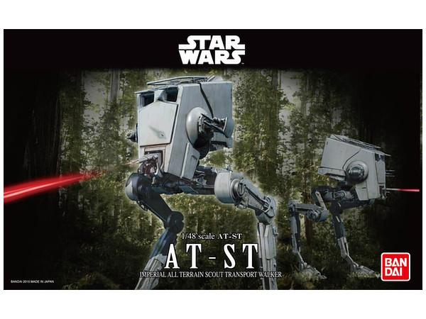 [Star Wars] AT-ST 1/48 scale