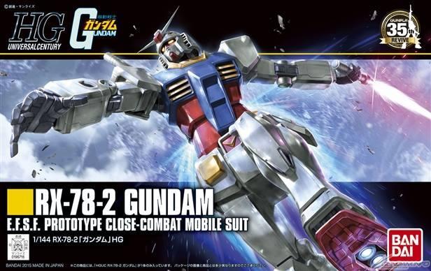 [191] REVIVE - RX-78-2 Gundam (HGUC)