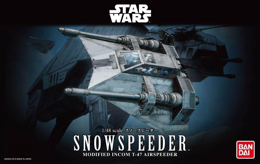 [STAR WARS] 1/48 Snowspeeder
