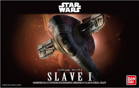[STAR WARS] 1/144 Slave I