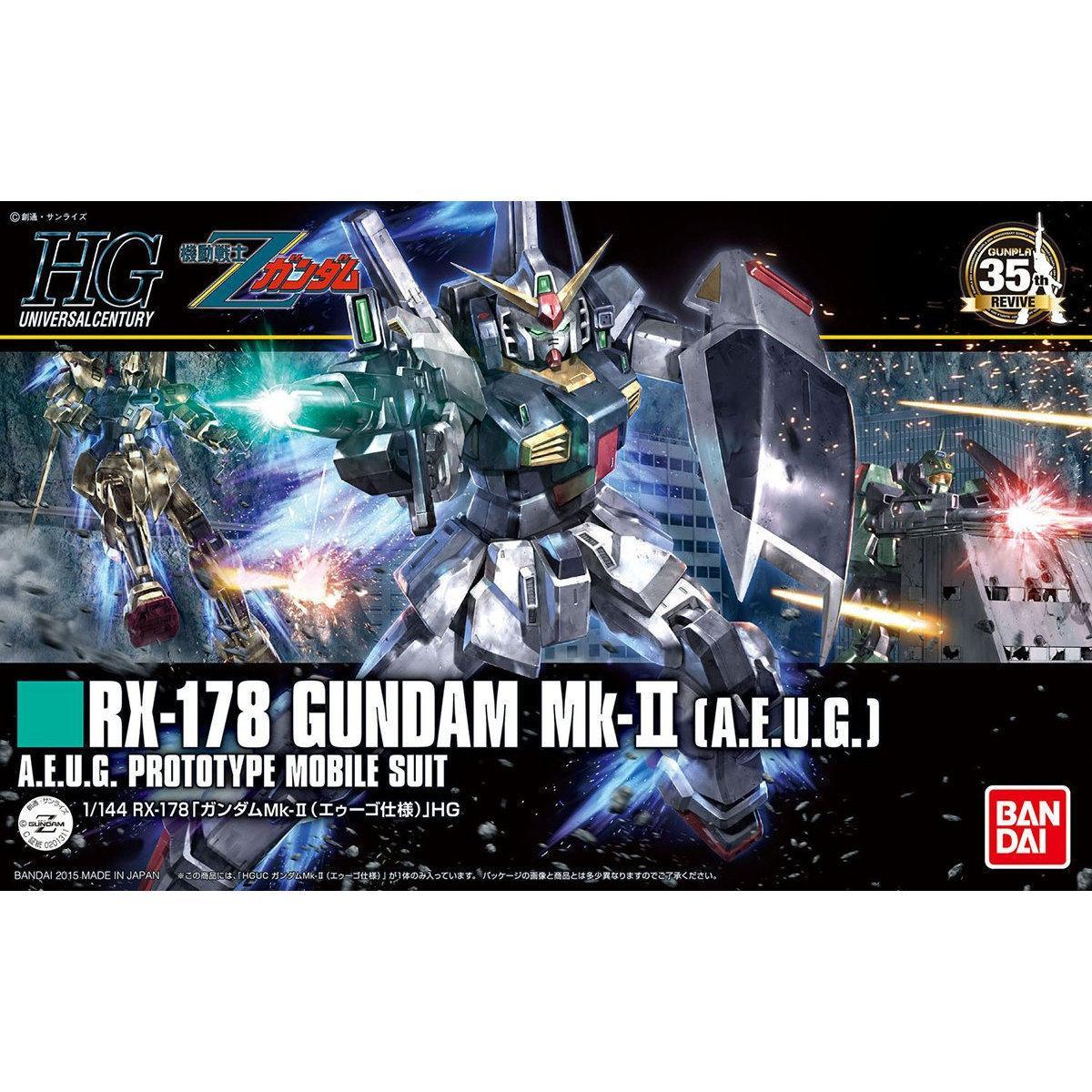 [193] REVIVE - Gundam MK-II (A.E.U.G.) (HGUC)