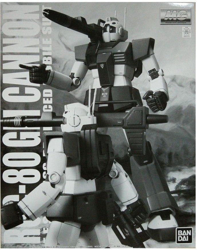 premium bandai MG RGC-80 GM CANON