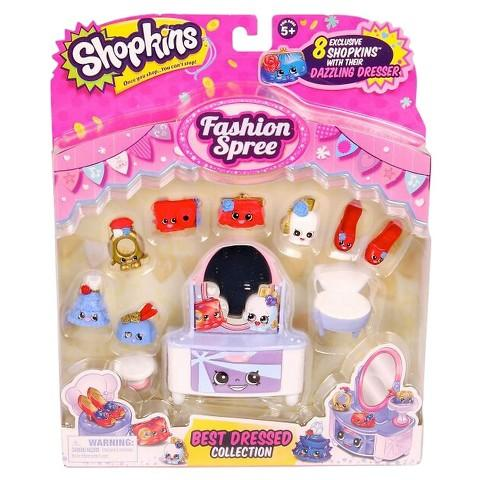 [Moose] Shopkins S3 - Fashion Spree Pack (Dazzling Dresser)