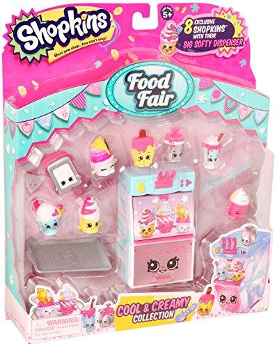 [Moose] Shopkins S3 Food Fair Pack (Big Softy Dispenser)