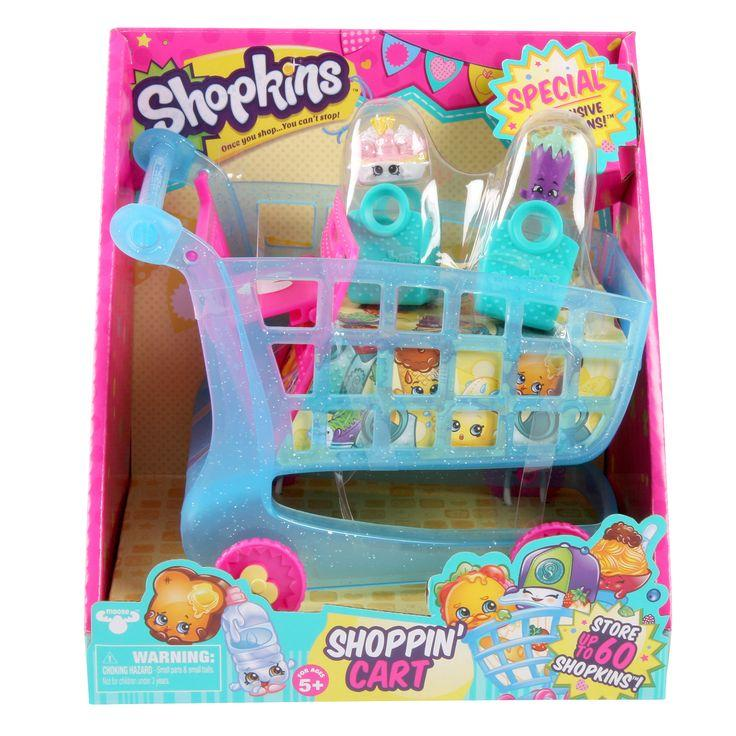 [Moose] Shopkins S3 XL Trolley