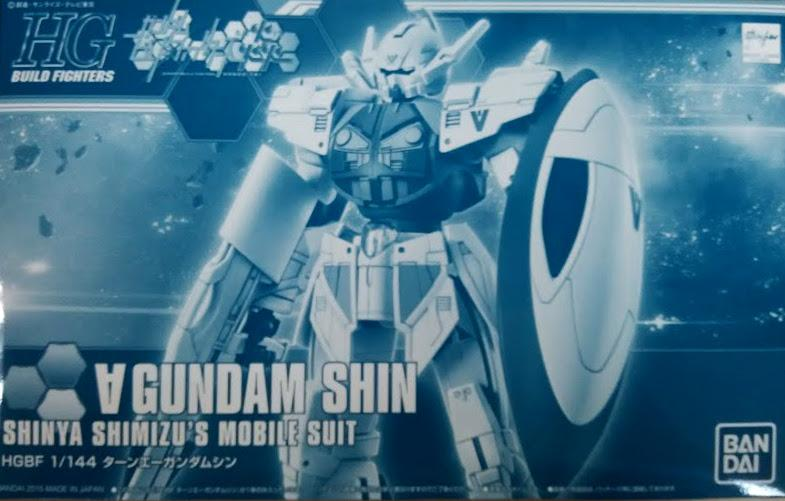 Premium Bandai HG Turn A Shin