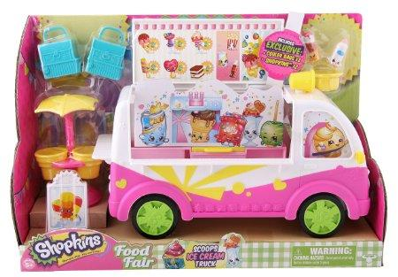 [Moose] Shopkins S3 - Ice-cream Truck Playset (Glitter)