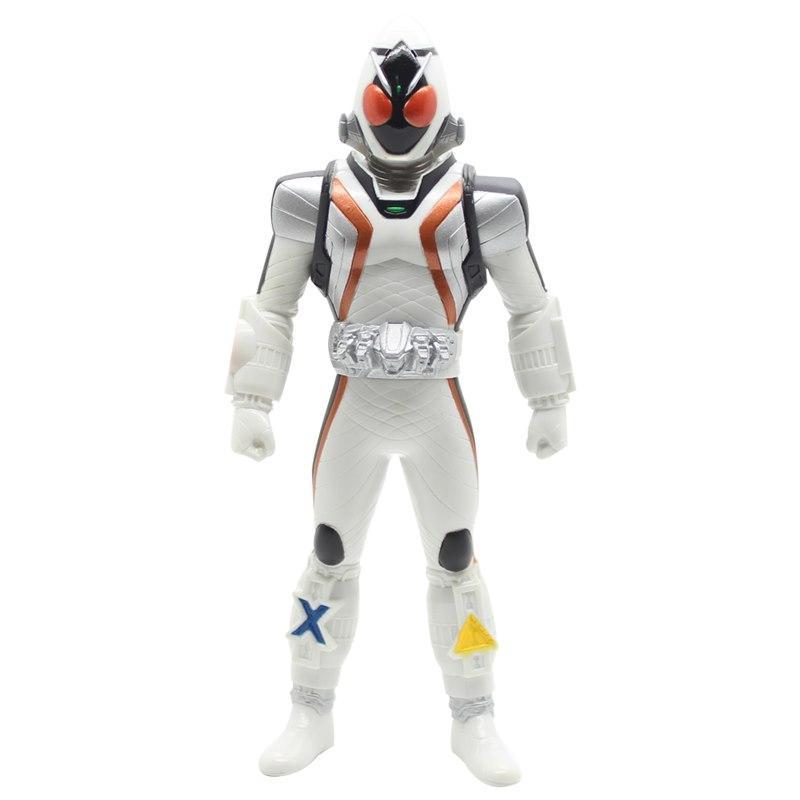 BD MRFRZ Kamen Rider Soft Figure - RHS01 KR Fourze Base States