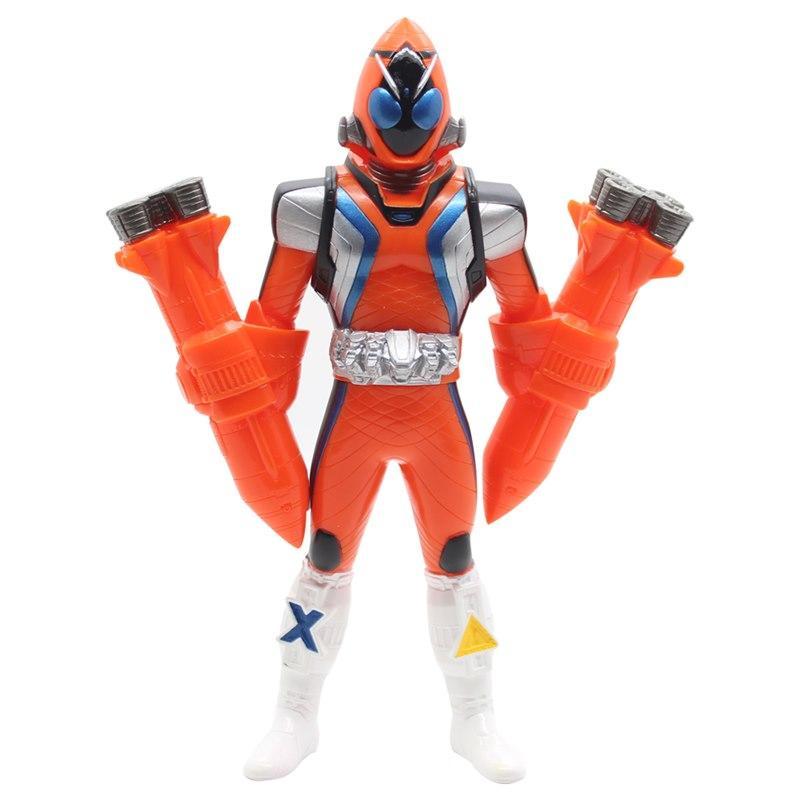 BD MRFRZ Kamen Rider Soft Figure Ex Kamen Rider Fourze Rocket States