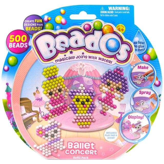 [Moose] Beados S1 Themed Refill Pack - Ballet Concert