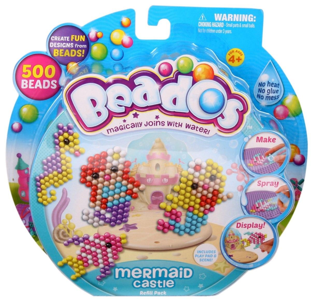 [Moose] Beados S1 Themed Refill Pack - Mermaid Castle