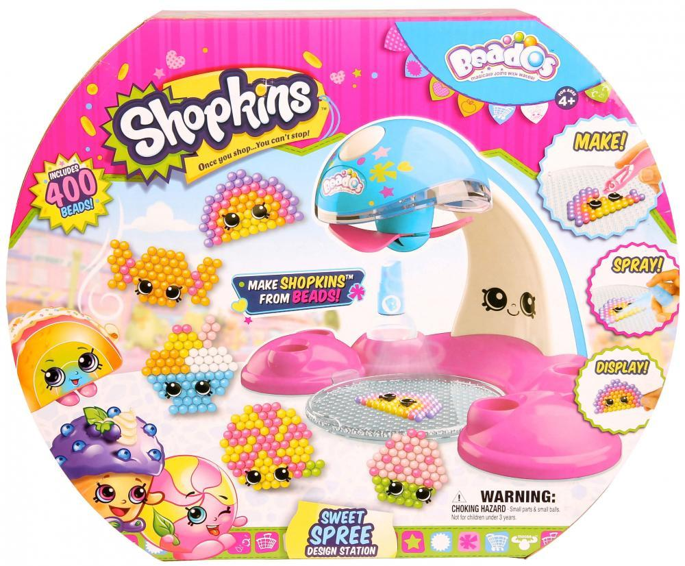 [Moose] Beados Shopkins S3 Sweet Spree Design Station