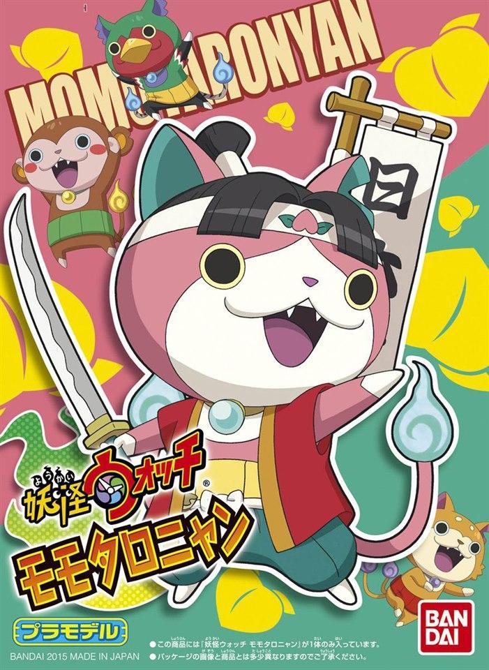 Youkai Watch - Momotaronyan
