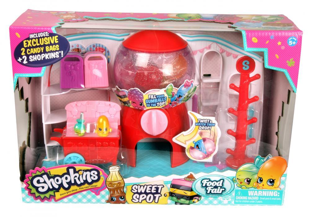 [Moose] Shopkins S4 Sweet Spot