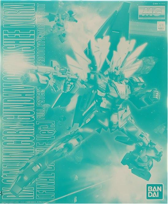 P-Bandai Exclusive: 1/100 MG RX0[N] Unicorn Gundam 02 Banshee Norn (FInal Battle Ver.)