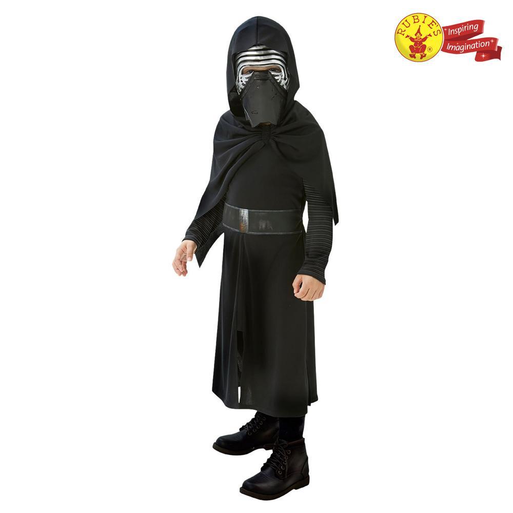 Rubies Kid Costume: Star Wars 7 Kylo Ren Classic Costume - M Size