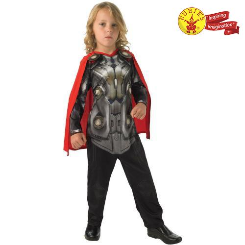 Rubies Kid Costume: Avengers Age of Ultron Classic Thor