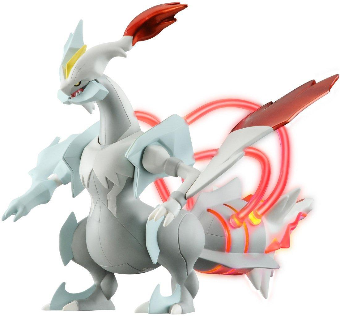 [Takara Tomy] Pokemon action figure White Kyurem Overdrive