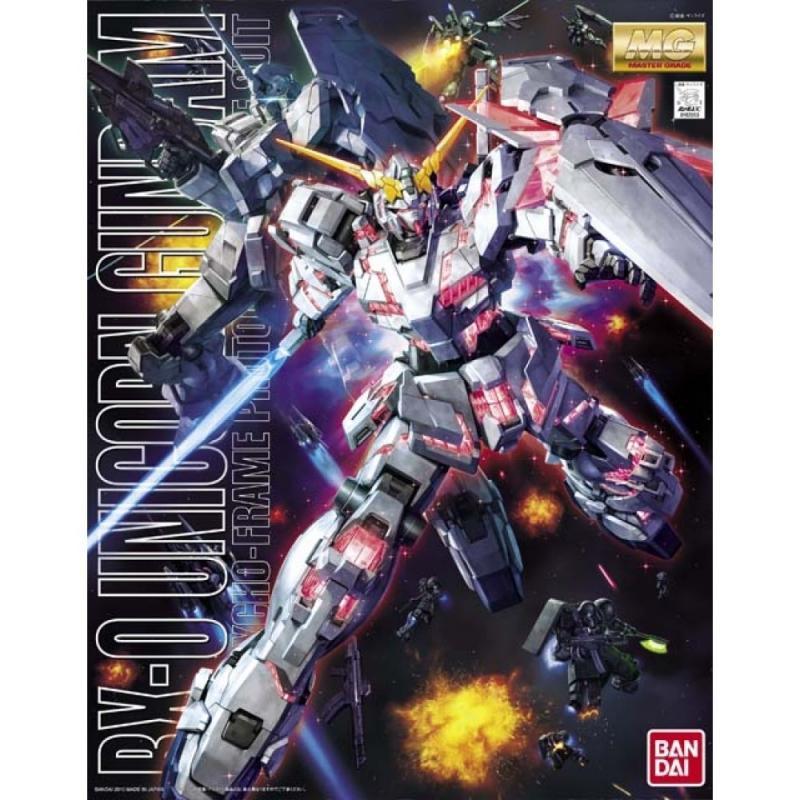 RX-0 Unicorn Gundam (MG)